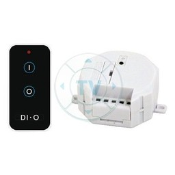 DI-O Smart Home Gemotoriseerde Rolluikenset 433 Mhz