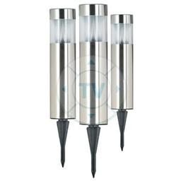Ranex LED Solar Tuinlamp met Spies 1 LED 3