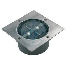 Ranex Solar Grondspot 2 LED Vierkant