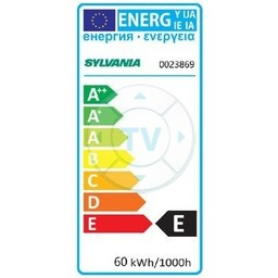 Sylvania Gloeilamp E27 GLS 100 W 245 lm 1900 K