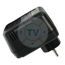 HQ Spanningsomvormer 230 VAC - AC 110 V 0.4 A