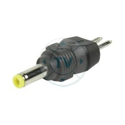 HQ Universele Stroom Adapter Reservestekker 4.0 x 1.7 mm