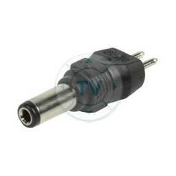 HQ Universele Stroom Adapter Reservestekker 5.5 x 2.5 mm