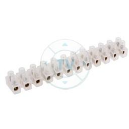 Fixapart Kroonsteen 3.1 mm² 12 - Polig Kunststof Transparant