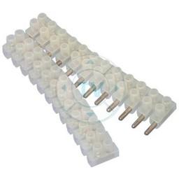 Fixapart Kroonsteen 2.50 mm² 12 - Polig Kunststof Transparant