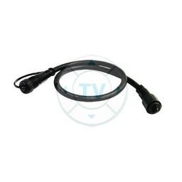 Easy Connect Stroomkabel 0.5 m Zwart