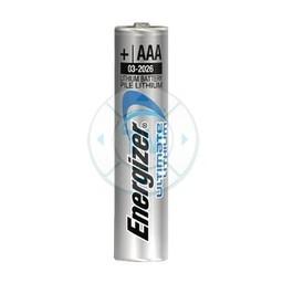 Energizer Lithium Batterij AAA 1.5 V Ultimate 4-Promotional Blister