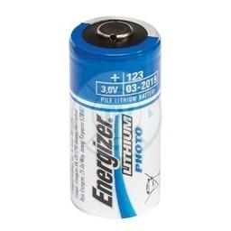 Energizer Lithium Batterij CR123A 3 V 2-Blister
