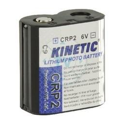 Kinetic Lithium Batterij CR-P2 6 V 1-Blister
