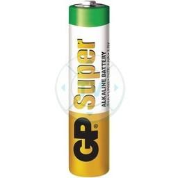 GP Alkaline Batterij AAA 1.5 V Super 8-Promotional Blister