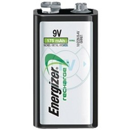Energizer Oplaadbare NiMH Batterij E-Block 8.4 V Power Plus 175 mAh 1-Blister