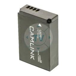 Camlink Oplaadbare Lithium-Ion Camera Accu 7.2 V 1010 mAh
