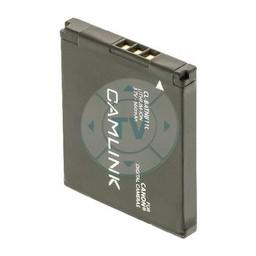 Camlink Oplaadbare Lithium-Ion Camera Accu 3.7 V 660 mAh