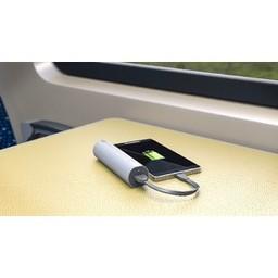 GP Portable Power Bank 3000 mAh USB Zilver