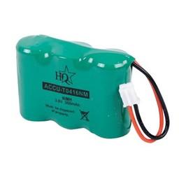 HQ Oplaadbare NiMH Batterij Pack 3.6 V 300 mAh 1-Blister