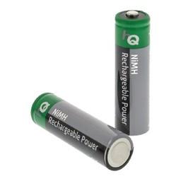 HQ Oplaadbare NiMH Batterij AA 1.2 V 2000 mAh 4-Blister