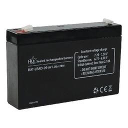 HQ Oplaadbare Loodzuur Accu 6 V 7200 mAh 151 mm x 34 mm x 95 mm