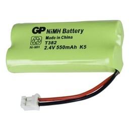 GP Oplaadbare NiMH Batterij Pack 2.4 V 550 mAh 1-Blister