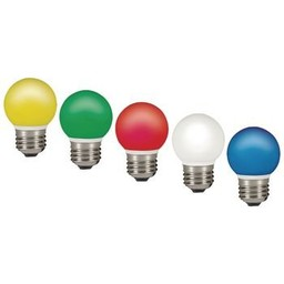 Sylvania LED Lamp E27 Mini Globe 0.5 W 80 lm