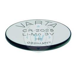 Varta Lithium Knoopcel Batterij CR2025 3 V 1-Blister