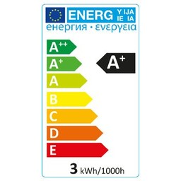 HQ LED Lamp E14 Kaars 3 W 250 lm 2700 K