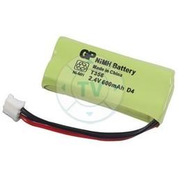 GP Oplaadbare NiMH Batterij Pack 2.4 V 600 mAh 1-Blister
