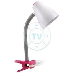 Ranex Desk Cliplamp Roze