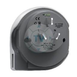 Q2 Power Reisadapter Wereld-naar-Australië USB Geaard