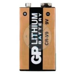 GP Lithium Batterij 9V 9 V 1-Blister