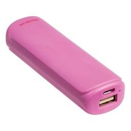 Valueline Portable Power Bank 2200 mAh USB Roze