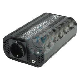 HQ Gemodificeerde Sinus Omvormer 12 VDC - AC 230 V 400 W F (CEE 7/3)