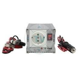 HQ Gemodificeerde Sinus Omvormer 12 VDC - AC 230 V 300 W F (CEE 7/3) / USB