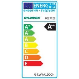 Sylvania Retro filament LED lamp A60 E27 6W 806Lm