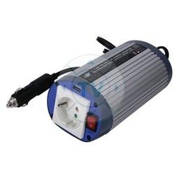 HQ Gemodificeerde Sinus Omvormer 12 VDC - AC 230 V 150 W F (CEE 7/3) / USB