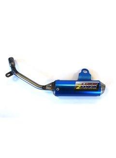HGS Schalldämpfer KTM 50SX 2009-2015 BLUE