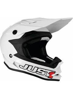 Just1 J32 Pro Helm weiss