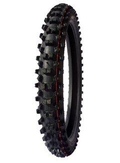 Mitas Reifen C19 rot Vorderradreifen 60/100-14 30M