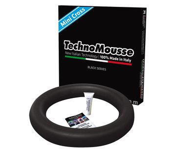 Techno Mousse Minicross Mousse Black Series 80/100-12 hinten