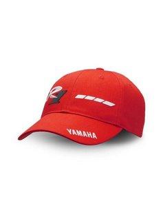 Yamaha Rote Jubiläums-Kappe 20 Jahre YZF-R1