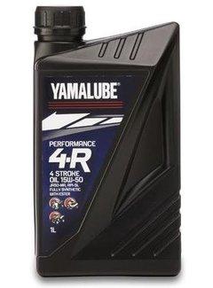 Yamalube Vollsynthetisches Hochleistungsöl 4-R mit Ester 15W-50