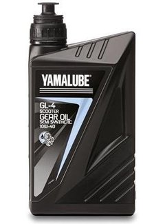 Yamalube Getriebeöl GL-4 10W-40 Halbsynthetisch