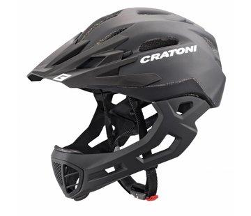 Cratoni C-Maniac Helm schwarz