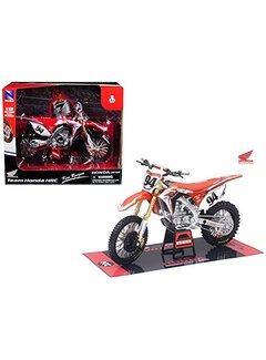 New Ray Honda Racing Team CRF450R Ken Roczen #94 Motorcycle Model 1/12
