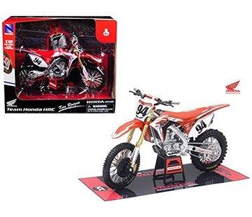 New Ray Honda Racing Team CRF450R Ken Roczen #94 Motorcycle Model 1:12