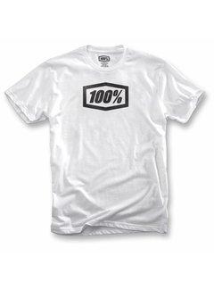 100 % ESSENTIAL T-Shirt - White
