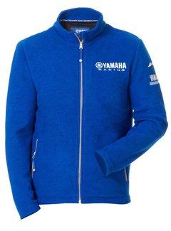 Yamaha Paddock Blue Fleece-Jacke für Herren blau