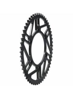 Moose Racing Kettenrad Aluminium schwarz für KTM