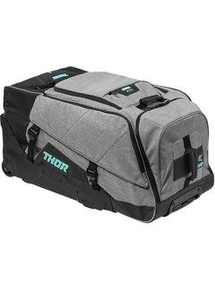 Transit Bag Gepäcktasche mit Rädern grau schwarz