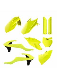 Polisport Replika Plastics MX Complete Kit KTM SX /SX-F ab Bj. 2016 -  neon gelb
