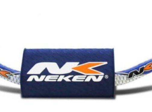 Neken Lenker Fatbar 101C für Yamaha YZ Modelle weiss/blau
